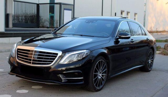 Mercedes-Benz S-Class Lang