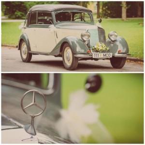 Pulma Mercedes Benz