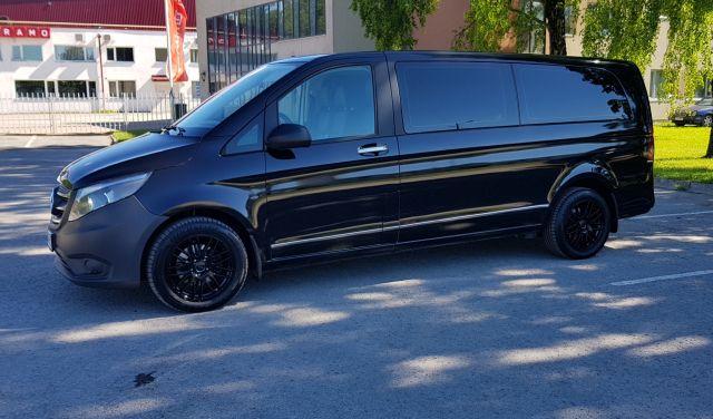 Mercedes-Benz Vito leder